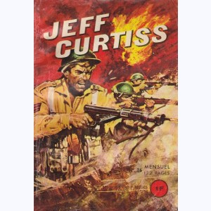 Jeff Curtiss : n° 26, L'épée d'honneur