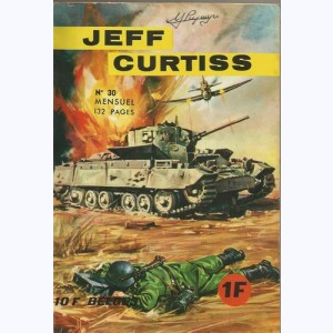 Jeff Curtiss : n° 30, La jonque de la mort