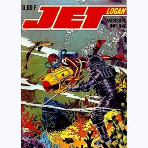 Jet Logan : n° 14, Point critique