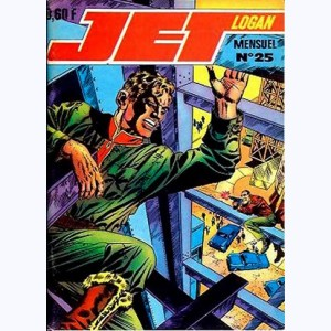 Jet Logan : n° 25, Mission Lune