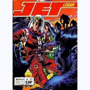 Jet Logan : n° 31, Le pirate