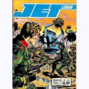 Jet Logan : n° 33, Folie