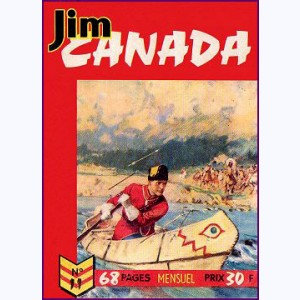 Jim Canada : n° 11, Le hold-up de Cookstown