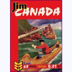 Jim Canada : n° 35, Canadian Pacific