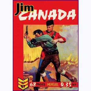 Jim Canada : n° 47, L'homme solitaire