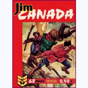 Jim Canada : n° 80, Terre des loups