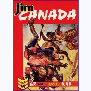 Jim Canada : n° 89, Hommes du Nord-Ouest