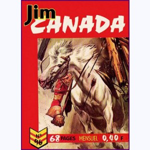 Jim Canada : n° 96, Les colts de Bill Cody
