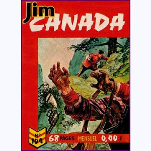 Jim Canada : n° 104, Le messager