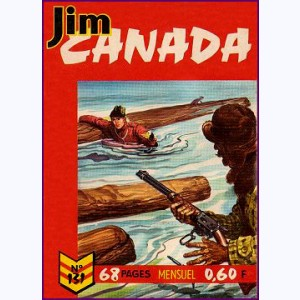 Jim Canada : n° 131, Le diable rouge