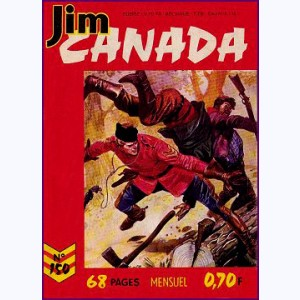 Jim Canada : n° 150, Double attentat