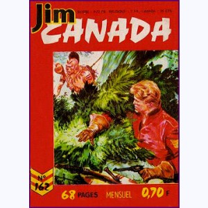 Jim Canada : n° 162, Cataplasme à la moutarde