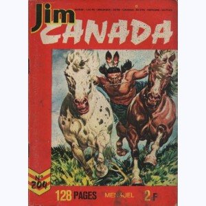 Jim Canada : n° 204, Hommes du Nord-Ouest