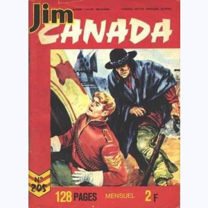 Jim Canada : n° 205, L'or du terrier