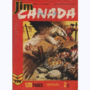 Jim Canada : n° 220, Le messager