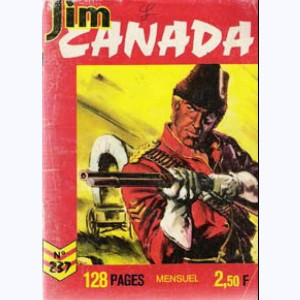 Jim Canada : n° 237, Permanence à Uranium-City