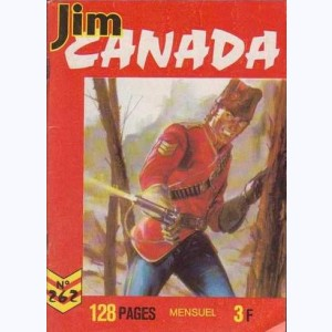 Jim Canada : n° 262, L'ombre des neiges