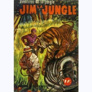 Jim la Jungle : n° 6, L'ange de la jungle !!!