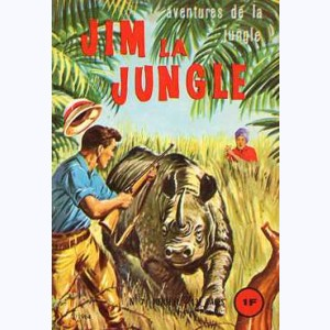 Jim la Jungle : n° 7, Un cas d'espionnage
