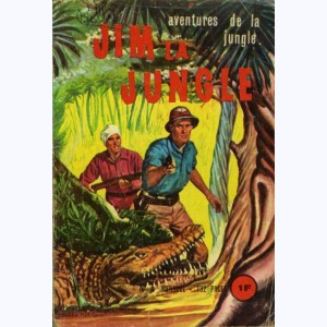 Jim la Jungle : n° 8, Le rajah démasqué