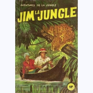 Jim la Jungle : n° 9, L'espionne
