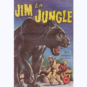 Jim la Jungle : n° 11, L'héritier récalcitrant