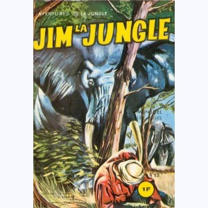 Jim la Jungle : n° 13, Les pirates modernes