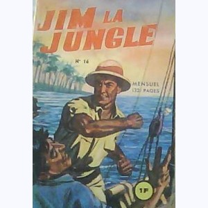 Jim la Jungle : n° 16, Les pirates des détroits