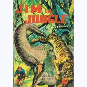 Jim la Jungle : n° 17, Pris au piège