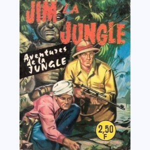 Jim la Jungle (Album) : n° 1, Recueil 1 (01, 02, 03)