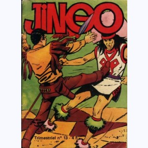 Jingo : n° 13, Billy Rock : La déesse blanche