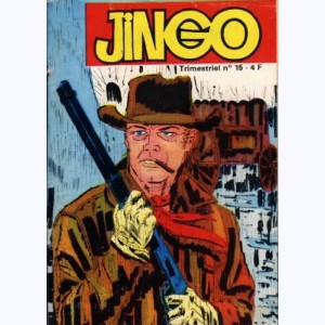 Jingo : n° 15, Billy Rock : La grotte qui chante