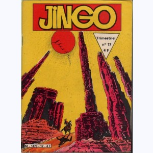 Jingo : n° 17, Billy Rock : La vallée de la mort