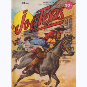 Joé Texas : n° 17, ROBIN DES BOIS : Intrigue à la cour