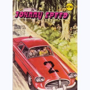 Johnny Speed : n° 2, Ces dames au volant