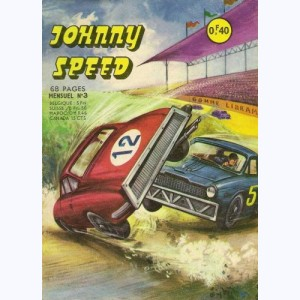 Johnny Speed : n° 3, Stock-cars
