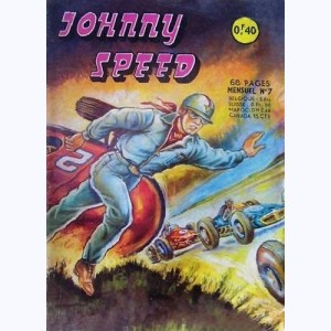 Johnny Speed : n° 7, Victoire à Indianapolis