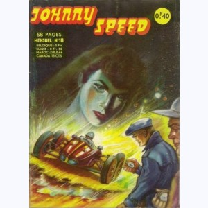 Johnny Speed : n° 10, Daisy a des ennuis