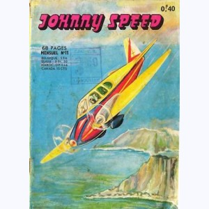 "Johnny Speed : n° 11, ""Lord Knicker"""