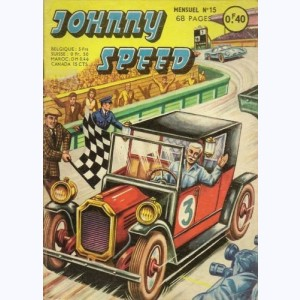 Johnny Speed : n° 15, Un mauvais pari