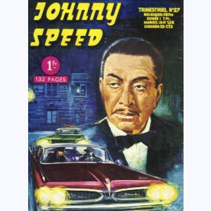 Johnny Speed : n° 27, L'énigme du sweater