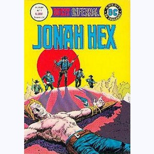 Jonah Hex : n° 1, La croisade de Meadow Springs