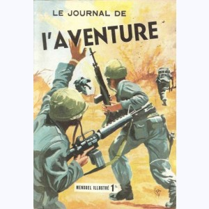 Le Journal de l'Aventure (2ème Série) : n° 27, La jungle en flammes