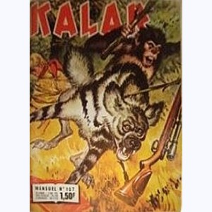 Kalar : n° 107, Le chasseur d'ombres