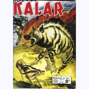 Kalar : n° 155, L'explorateur