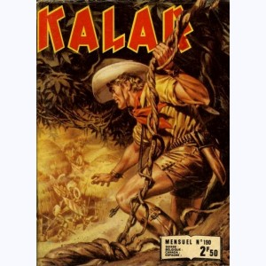 Kalar : n° 190, Le secret du Père Hannibal
