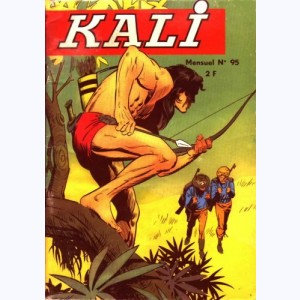 Kali : n° 95, Chasse aux coupables