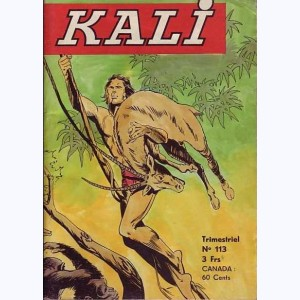 Kali : n° 113, Danger atomique