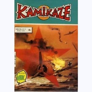 Kamikaze : n° 37, Le secret de la jungle
