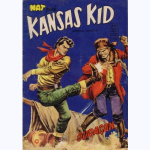 Kansas Kid : n° 54, Ouragan, Le piège